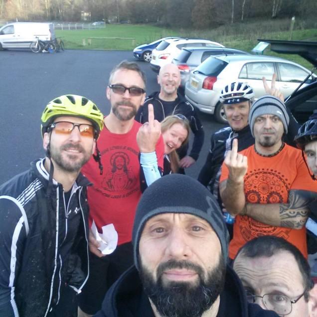 BPR UK: taz and some hooligans