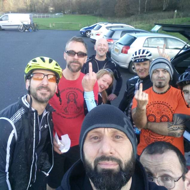 BPR UK: taz and some hooligans