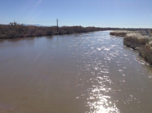 BPR NM: the mighty Rio Grande