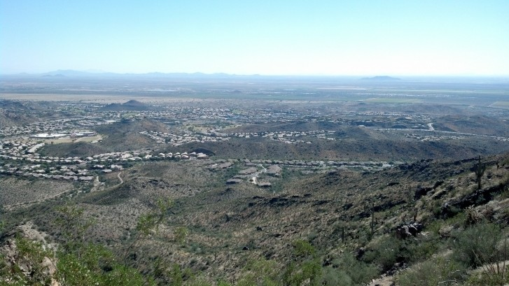 It was a good day for riding South Mountain