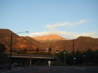 romance at Pikes Peak