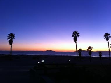 romance at the Pacific Coast