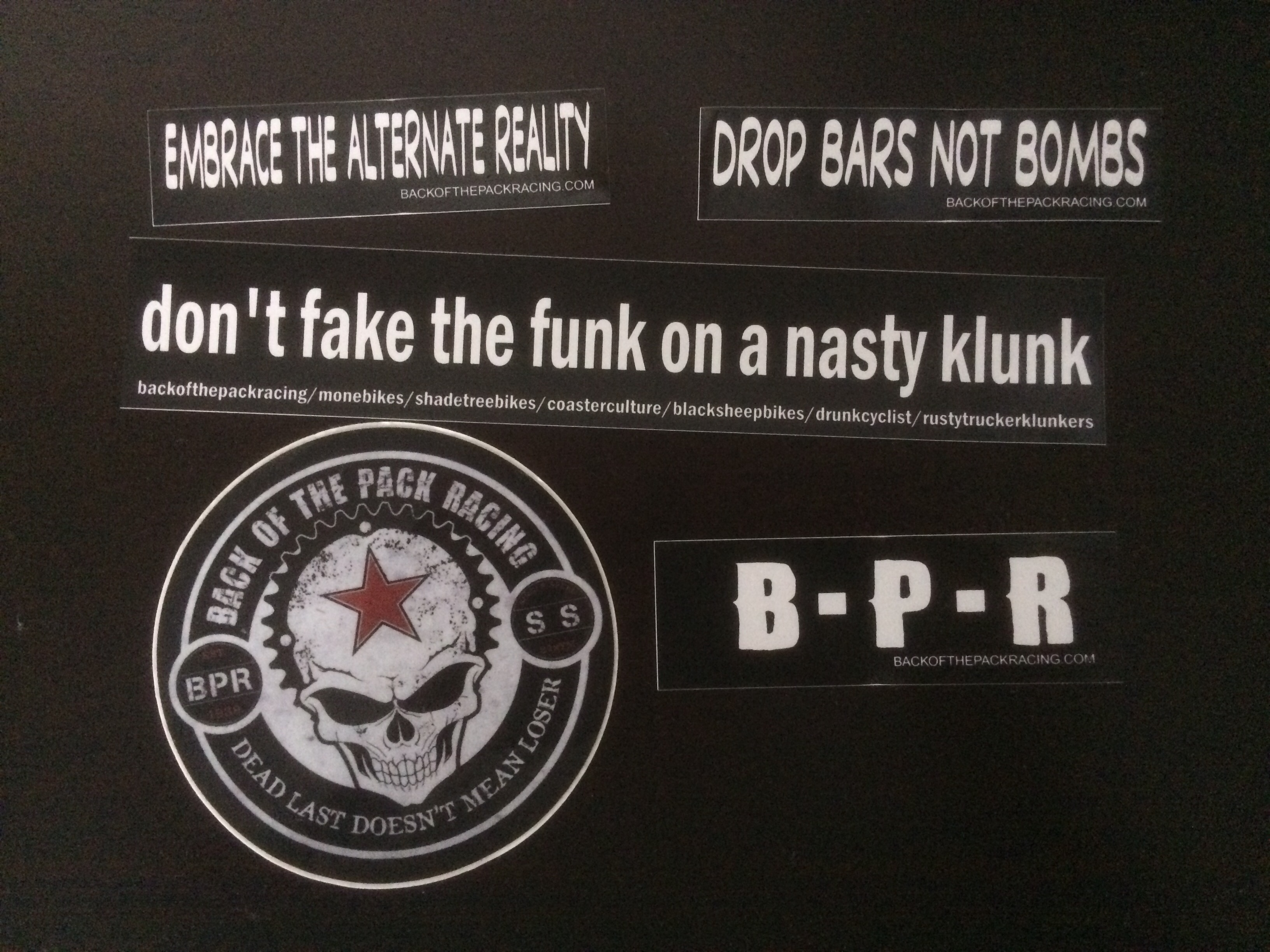 Bpr Store Back Of The Pack Racing