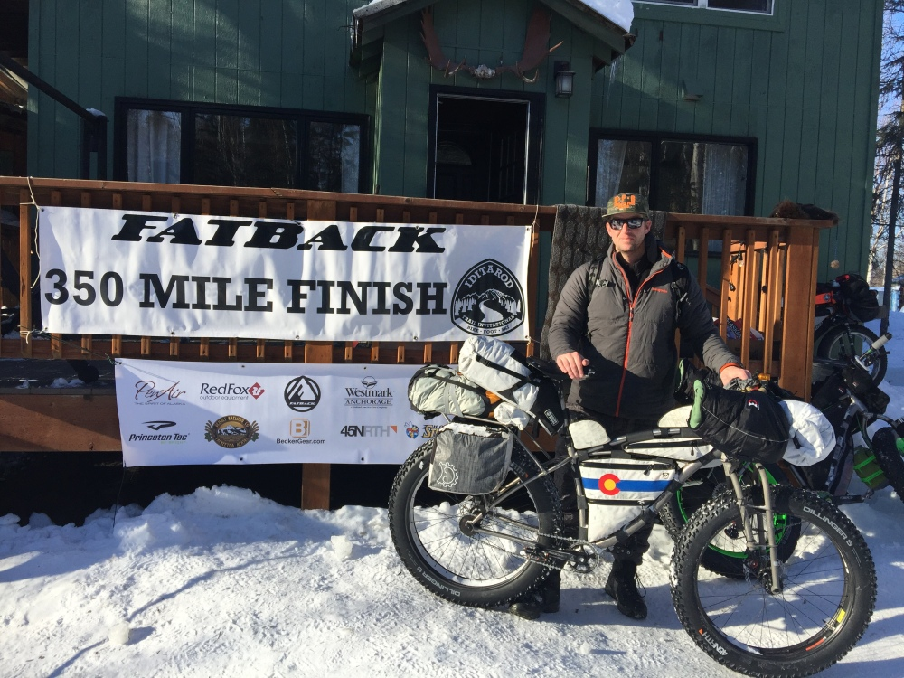 Iditarod Trail Invitational v2017… THE RACE… 350 Miles of Ludacracy