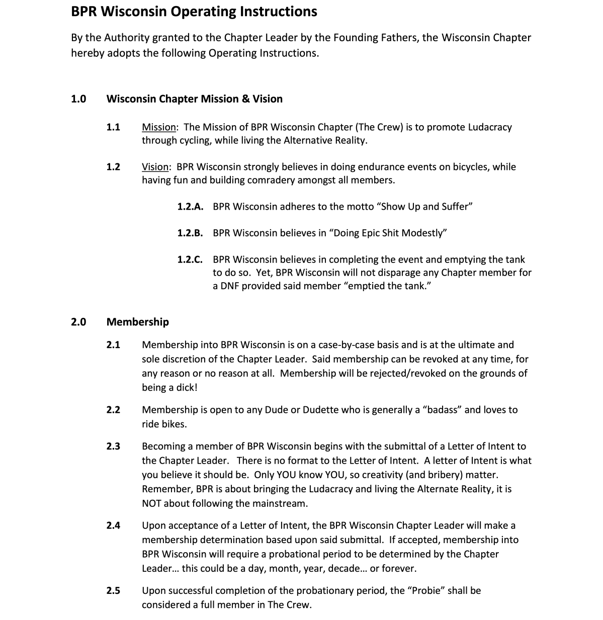 BPR Wisconsin Operating Instruction_V1_pg1